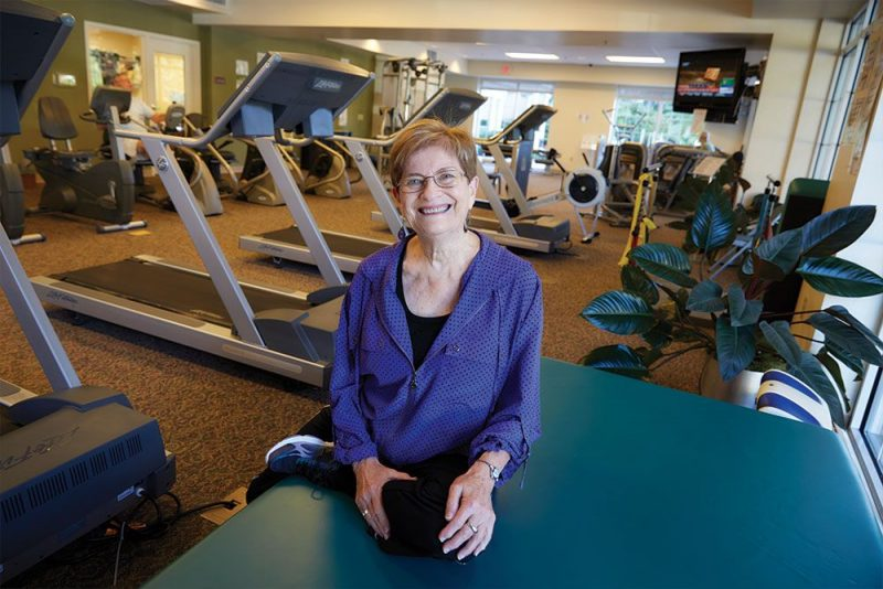 4 Ways to Stay Active Indoors at Riddle Village Retirement Community